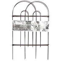 FENCE WIRE FOLDING BLK 32X10FT
