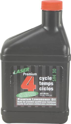OIL 4 CYCLE 600 ML/20 OZ