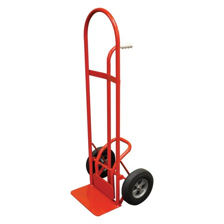 Gleason 47025 Hand Truck With Kick Off, 30 lb, Pin Handle Handle, Steel Frame