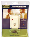 GLOBAL INSTRUMENTS LTD PestVacator PV1500 Ultrasonic Rodent Repeller For Larger Areas at Sears.com