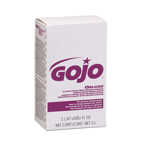 GOJO Deluxe Lotion Soap w/Moisturizers - NXT 2000 mL, 4/cs,