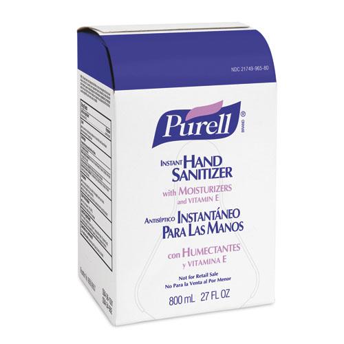 Instant Hand Sanitizer 800mL Refill, Aloe