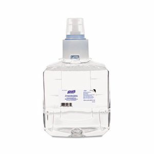 Advanced Green Certified Instant Hand Sanitizer Refill, 1200mL, Fragrance-Free