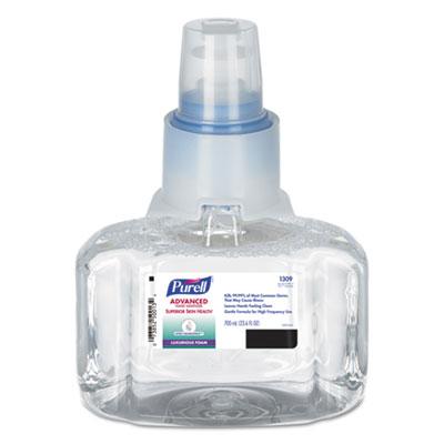 Advanced Hand Sanitizer Ultra Nourishing Foam, 700 mL Refill