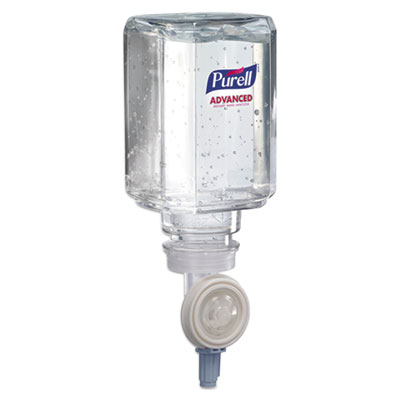 Advanced Instant Hand Sanitizer Gel Refill, 450mL