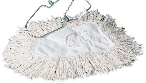 AWE303ITW COTTON WEDGE MOP
