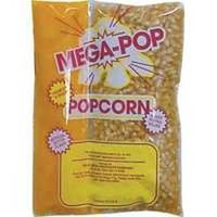 Gold Medal Mega Pop Corn/Oil/Salt Kettle Kit, 6 oz Pack, Yellow
