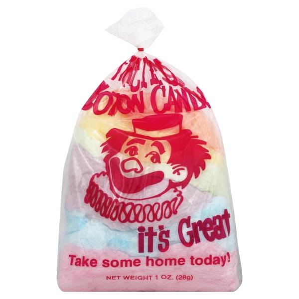 BAG COTTON CANDY 10/101