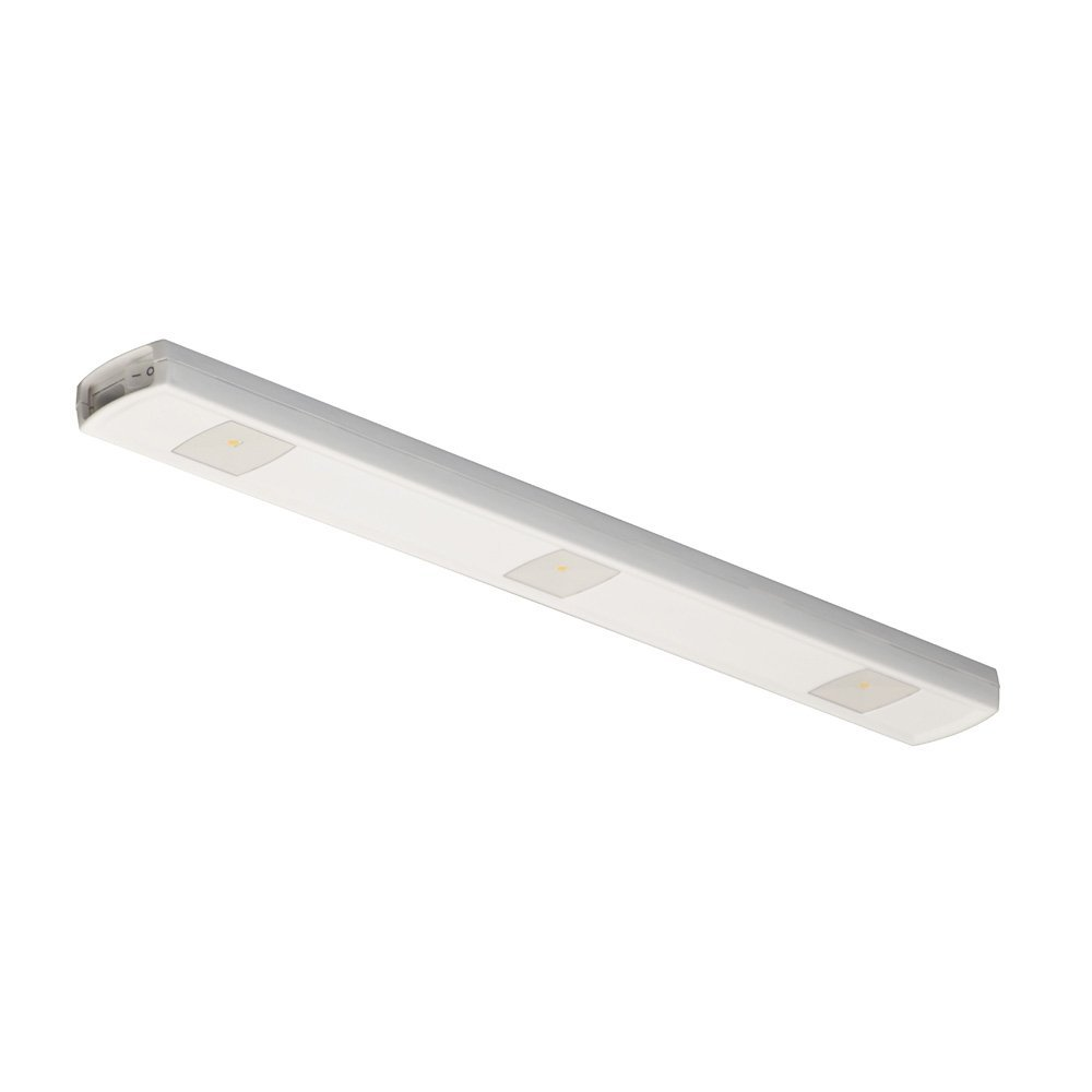 Good Earth GLC0118L-WH-I Linking Undercabinet Light, 120 V