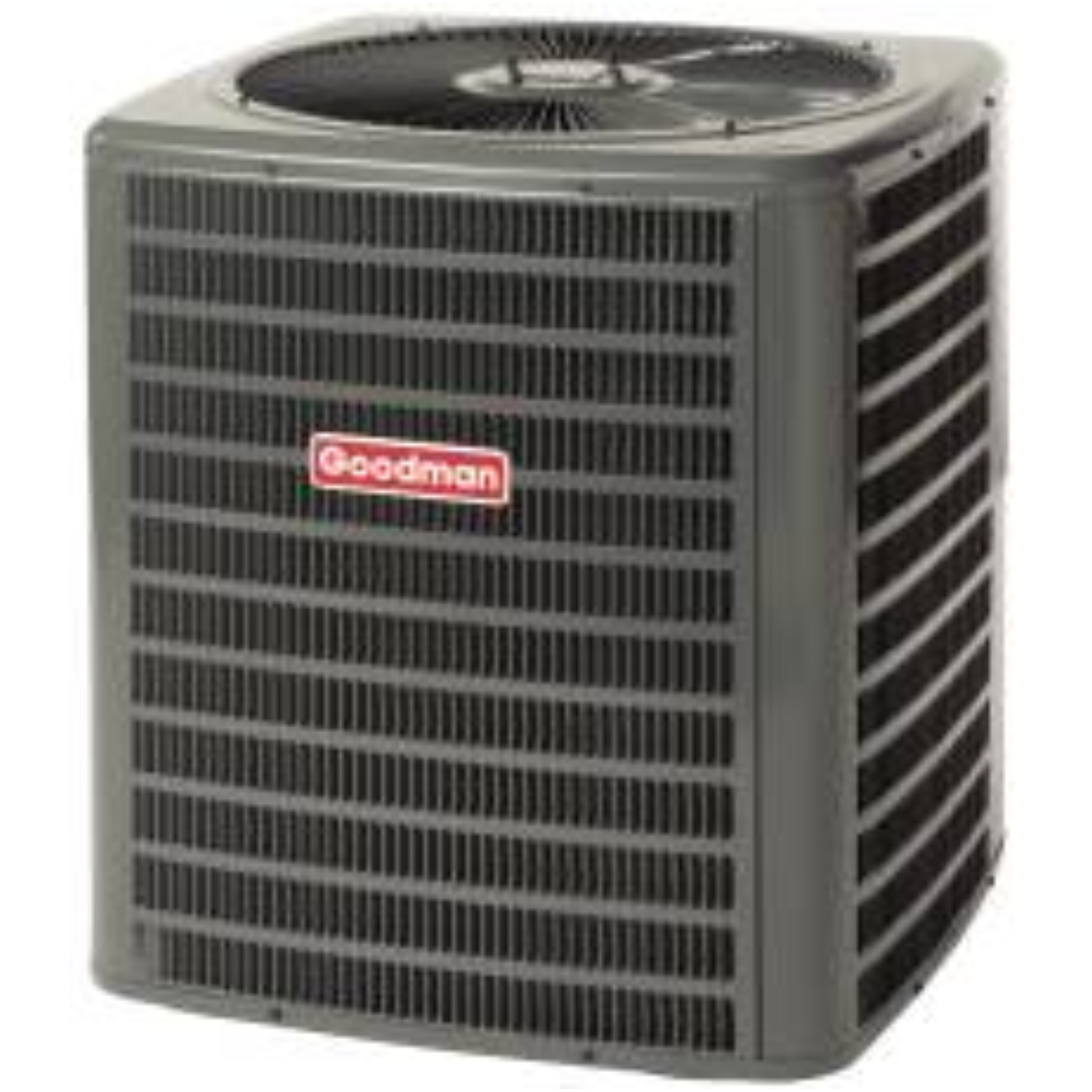 GOODMAN� 13 SEER R-410A HEAT PUMP, 3.0 TON, 34,000 / 35,000 BTU, 208 / 230 VOLTS, 35 AMPS