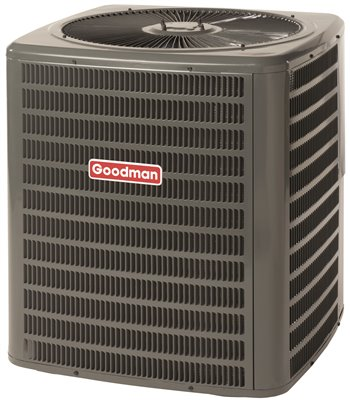 GOODMAN 14 SEER R410A HEAT PUMP, 3.0 TON, 36000 BTU, INSTALLABLE NATIONWIDE