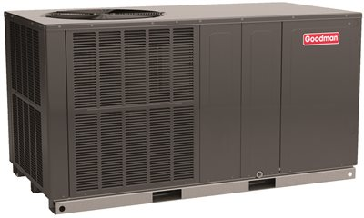 GOODMAN 14 SEER PACKAGED HEAT PUMP UNIT, R-410A, 2.5 TON