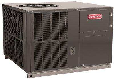 GOODMAN 14 SEER PACKAGED GAS/ELECTRIC UNIT, R-410A, 3.0 TON, 60 MBTU/H