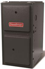 GOODMAN� MULTI-SPEED 2-STAGE UPFLOW / HORIZONTAL GAS FURNACE, 24-1/2 IN., 96% AFUE, 120,000 BTU, 2,000 CFM