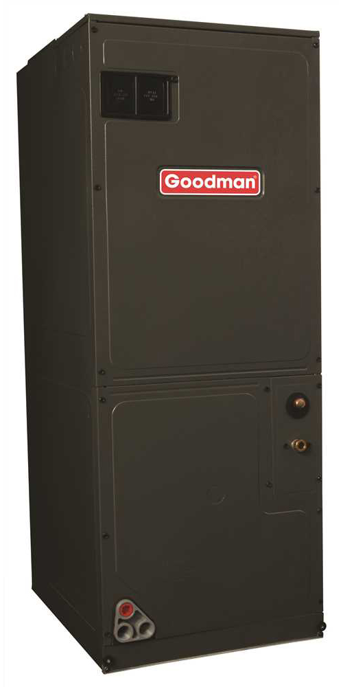GOODMAN MULTI POSITION AIR HANDLER FEATURING SMARTFRAME� CABINET AND TXV, 2.5 TON