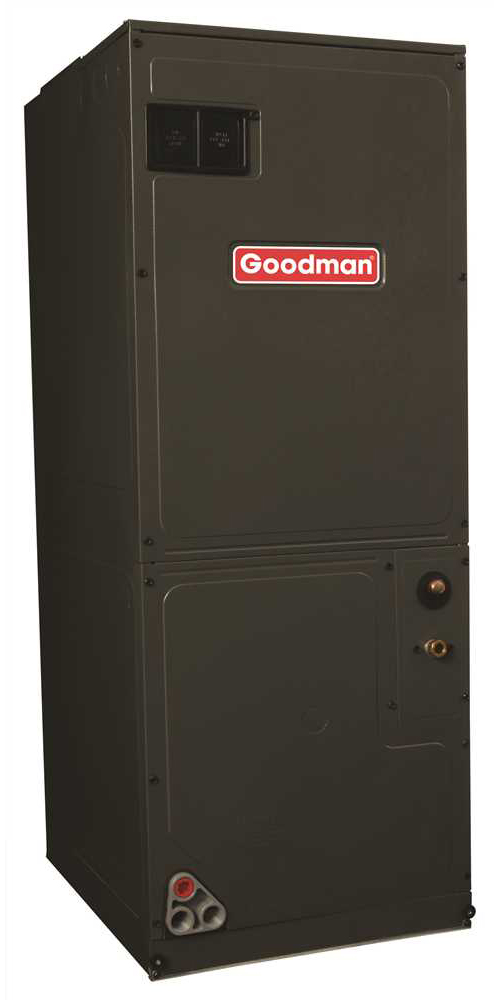 GOODMAN MULTI POSITION AIR HANDLER FEATURING SMARTFRAME� CABINET AND TXV, 3.0 TON