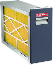 GOODMAN MEDIA AIR CLEANER 16X25 IN.