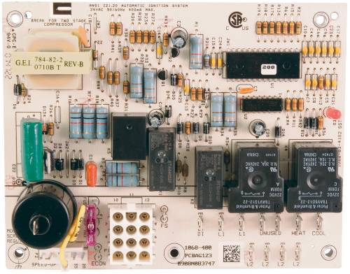 GOODMAN IGNITION CONTROL BOARD DSI INTEGRATED (PCBAG123S)