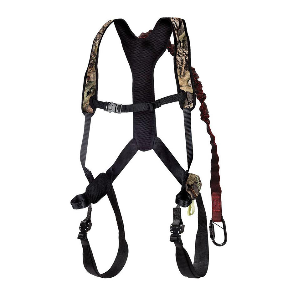 GORILLA GEAR G-TAC AIR SAFETY HARNESS WITH FLEX-FIT MEN'S