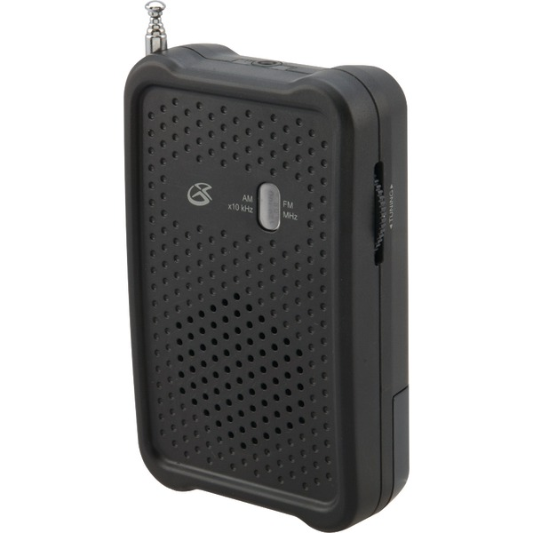 GPX R055B Portable Radio
