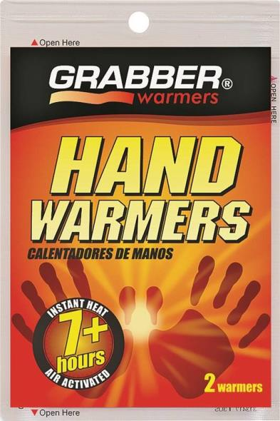 HAND WARMER HEAT TREAT PCK OF2