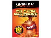 Grabber Adhesive Body Warmer, 40 Piece Case
