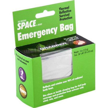 Grabber SPACE Emergency Bag