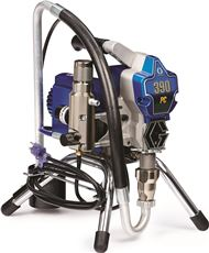 GRACO� 390 PC STAND AIRLESS PAINT SPRAYER