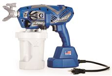 GRACO� TC PRO HANDHELD AIRLESS PAINT SPRAYER, CORDED