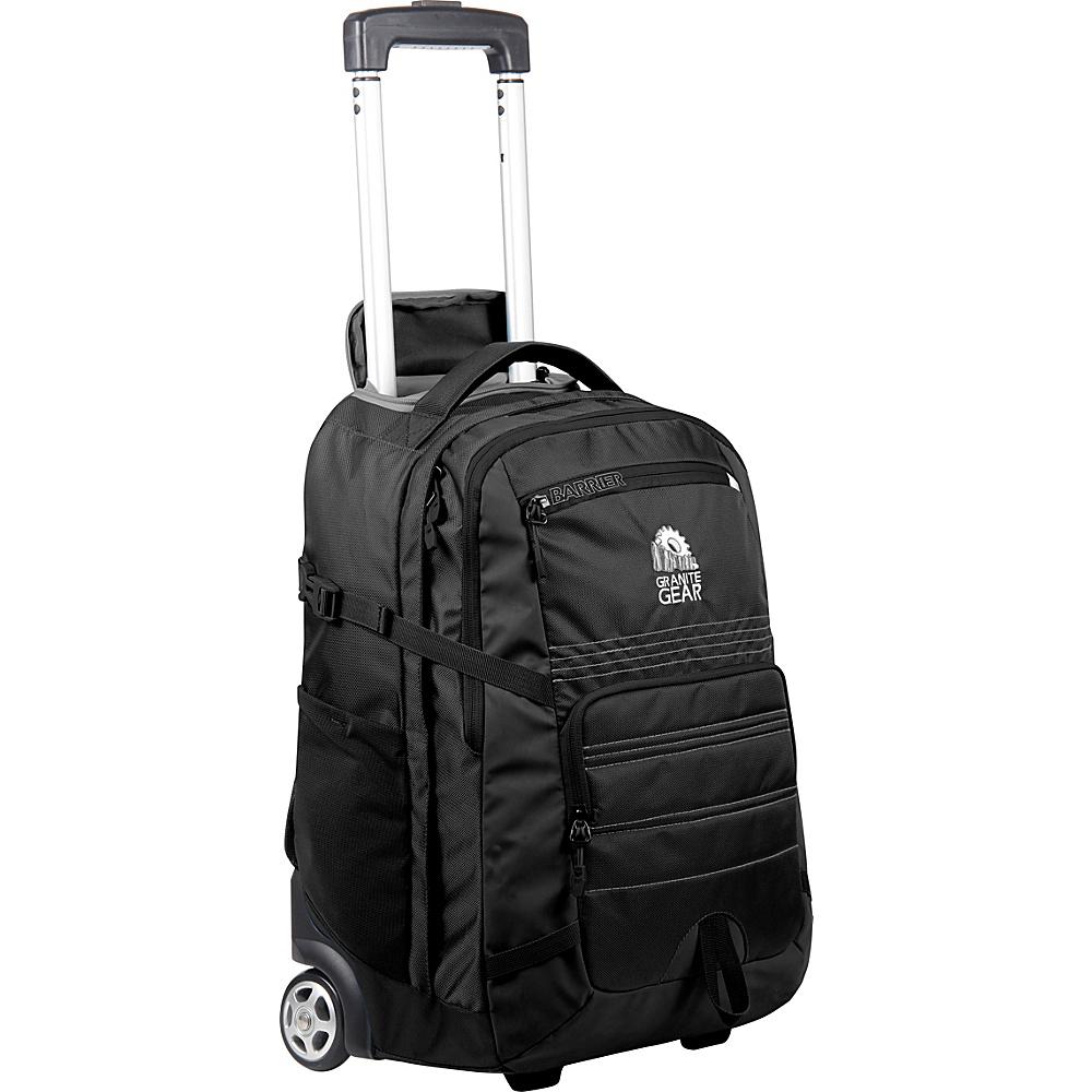 Granite Gear Haulsted Wheeled Backpack, 33L,
