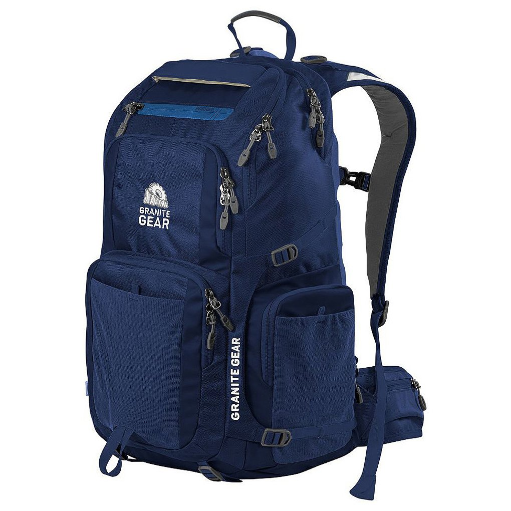 Granite Gear Jackfish Backpack, 35L, Midnigh