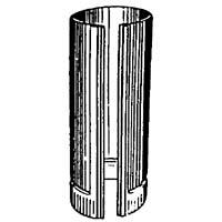 7-30-300 7X24 30GA GALV PIPE