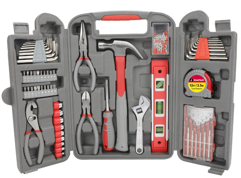 1295 150PC HOMEOWNER TOOL SET