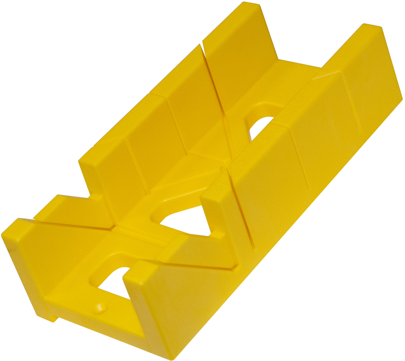 PMB12 12 IN. X4 IN. PLASTIC MITER BOX