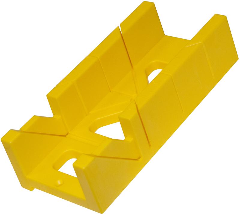 PMB12 12 IN. X4 IN. PLASTIC MITER BOX