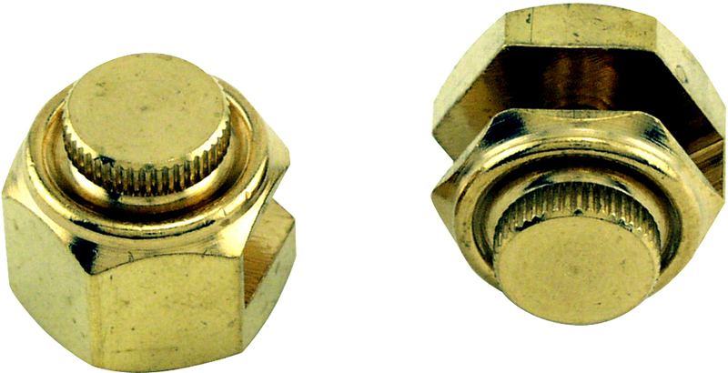 10005 BRASS STAIR GAUGE SQUARE