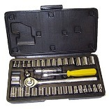 PS040 40PC SOCKET SET