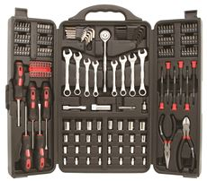 GREAT NECK SAW� TOOL SET, 200 PIECE