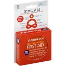 Green Goo First Aid Tin, 1.8oz