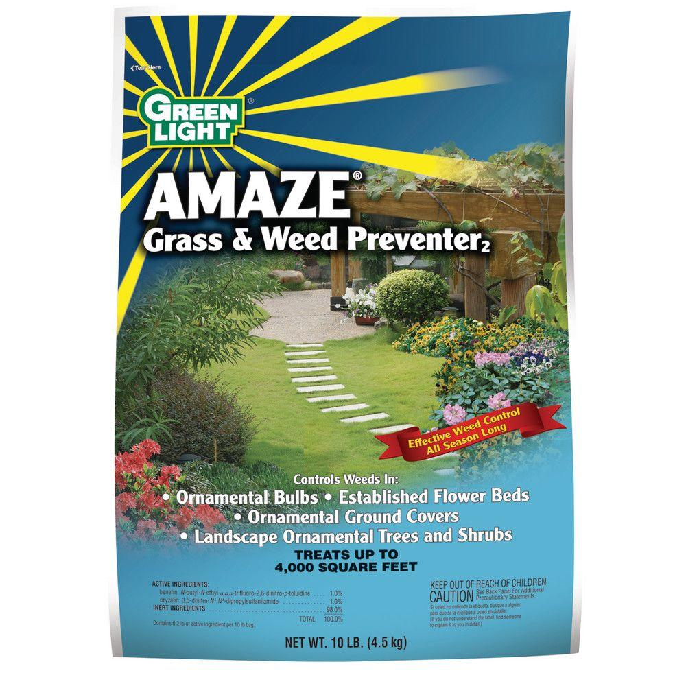 PREVENTER GRASS & WEED 10LB