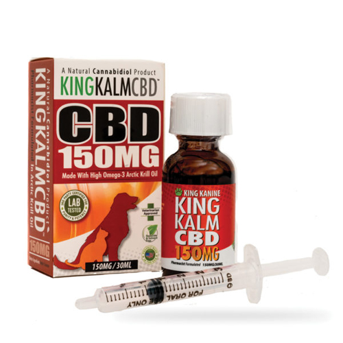 Green Roads CBD KingKalm for Pets, 150mg