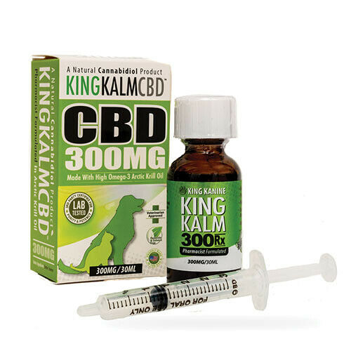 Green Roads CBD KingKalm for Pets, 300mg