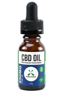 Green Roads CBD Oil, 550mg