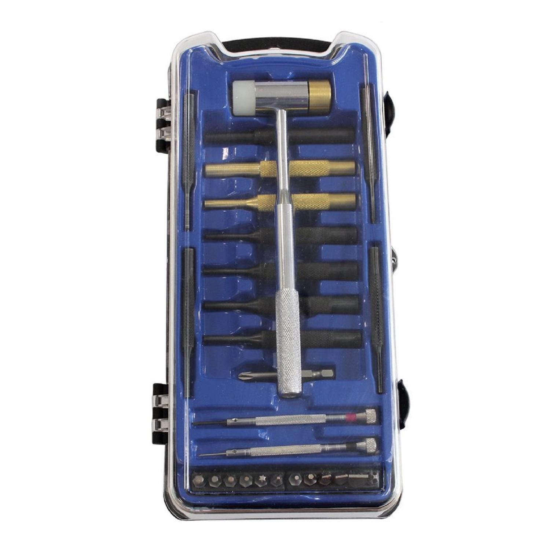 Birchwood Casey Weekender Professional Gunsmith Kit 27 Tools