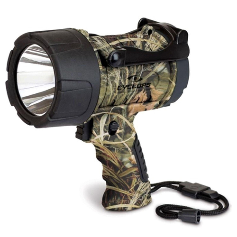Cyclops 350 Lumen Handheld Rechargeable Spotlight
