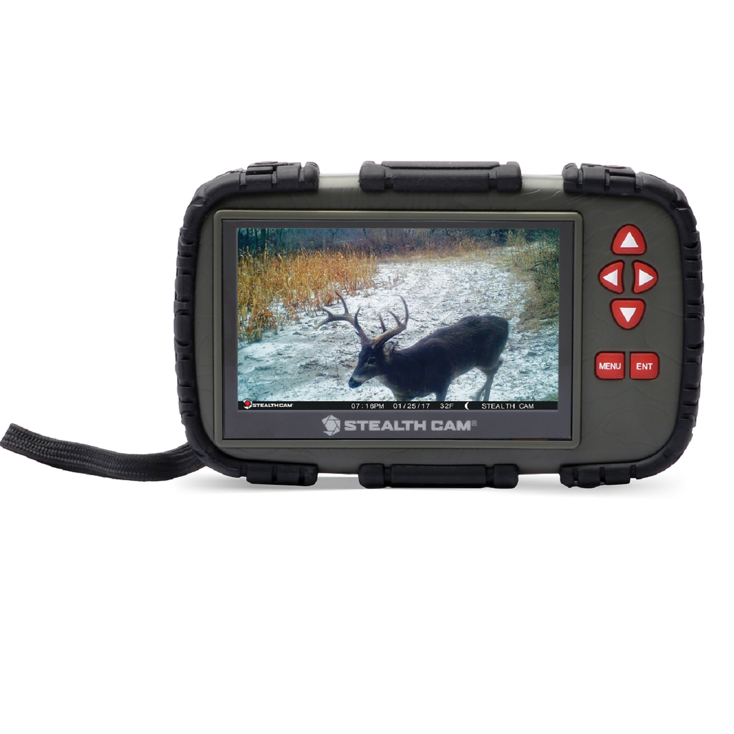Stealth Cam Camera with 4.3