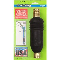 Drain King 750 Drain Opener/Cleaner, 3 - 6 in