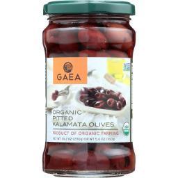 Olives - Organic - Kalamata - Pitted - Original ( 8 - 5.6 OZ )