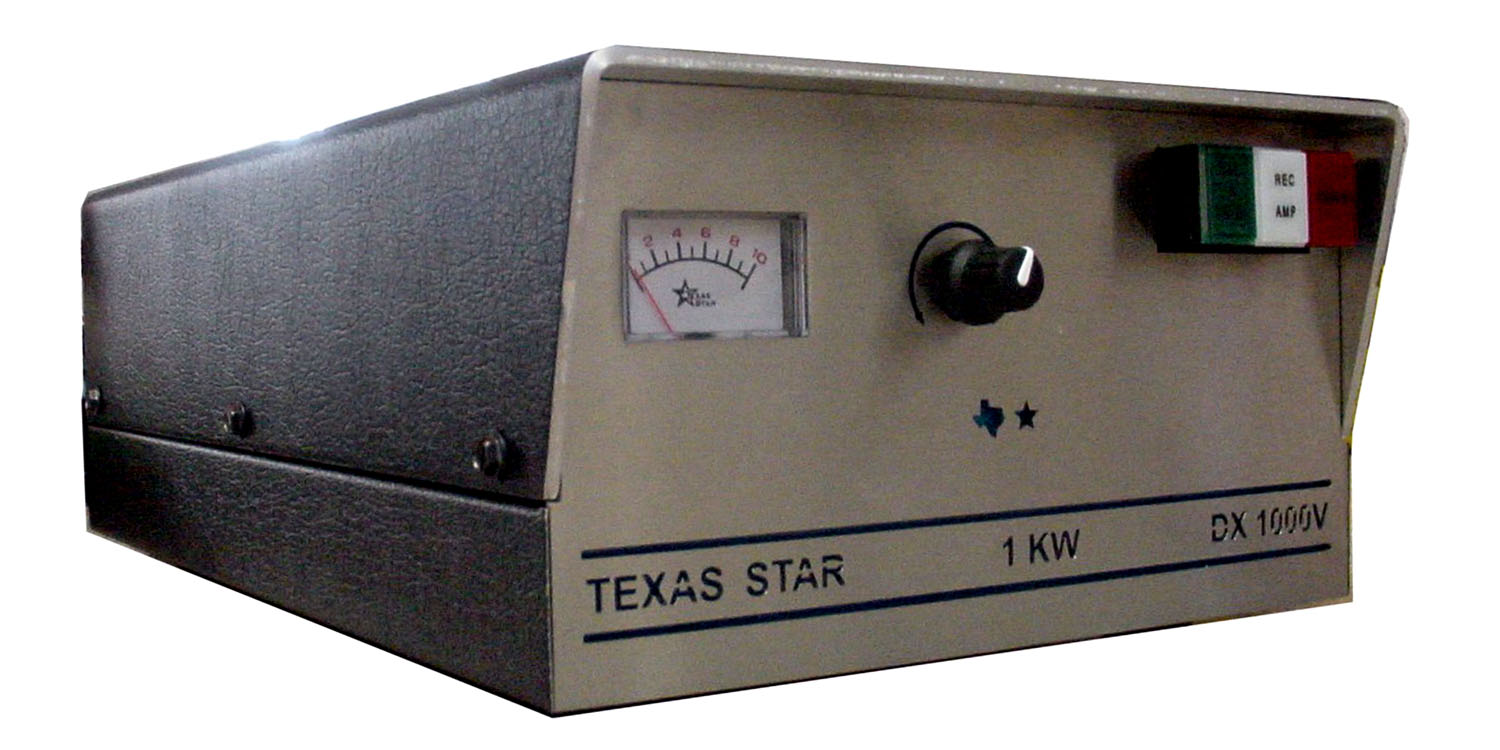 1000 WATT CW TRANSMITTER VARIABLE