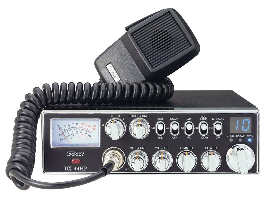 10 METER RADIO DUAL MOSFET W/ SWITCHABLE TALKBACK